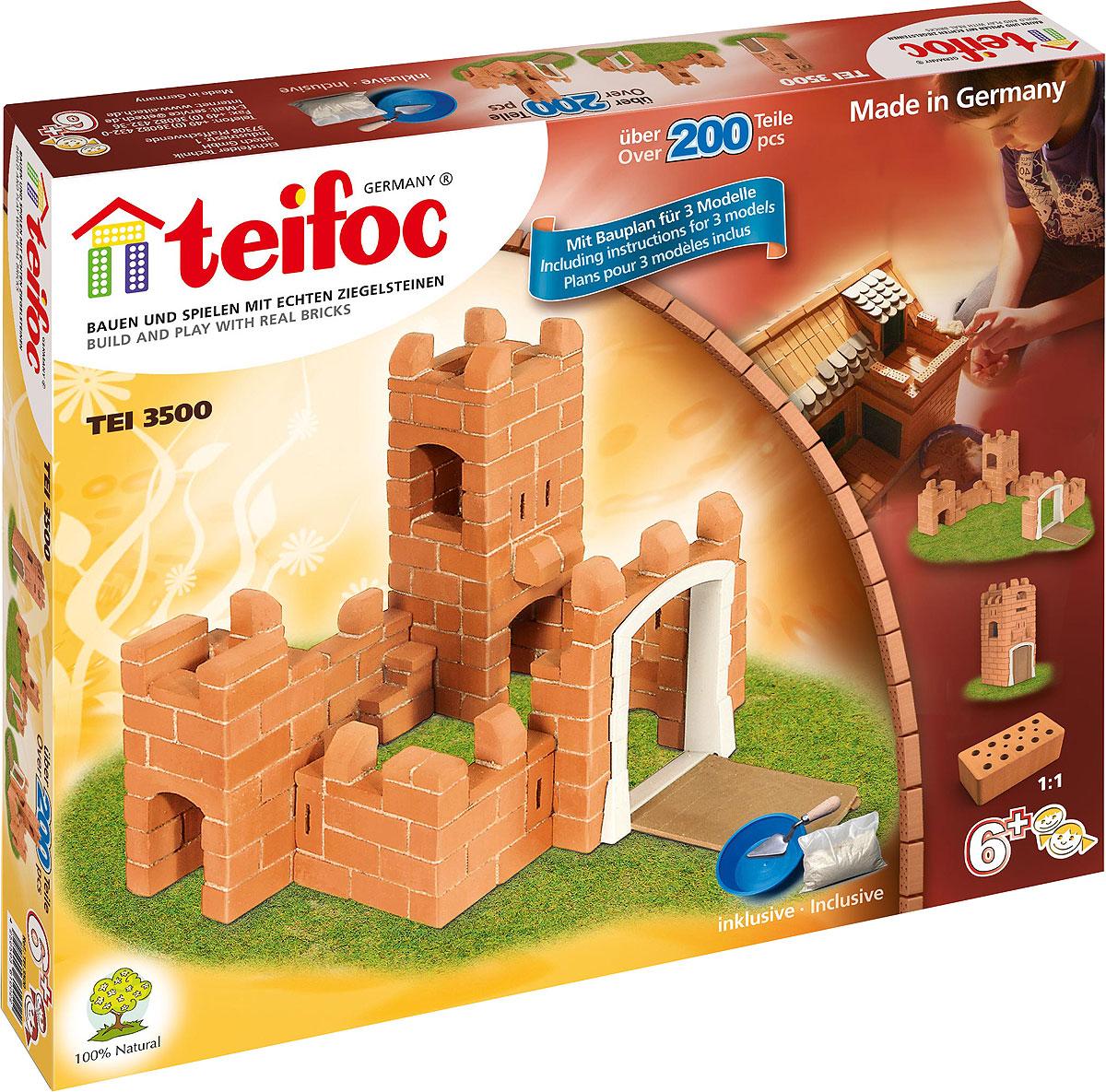 Teifoc Строительный набор Замок