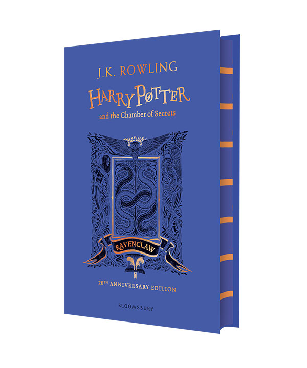 Harry Potter and the Chamber of Secrets – Ravenclaw Edition irresistible