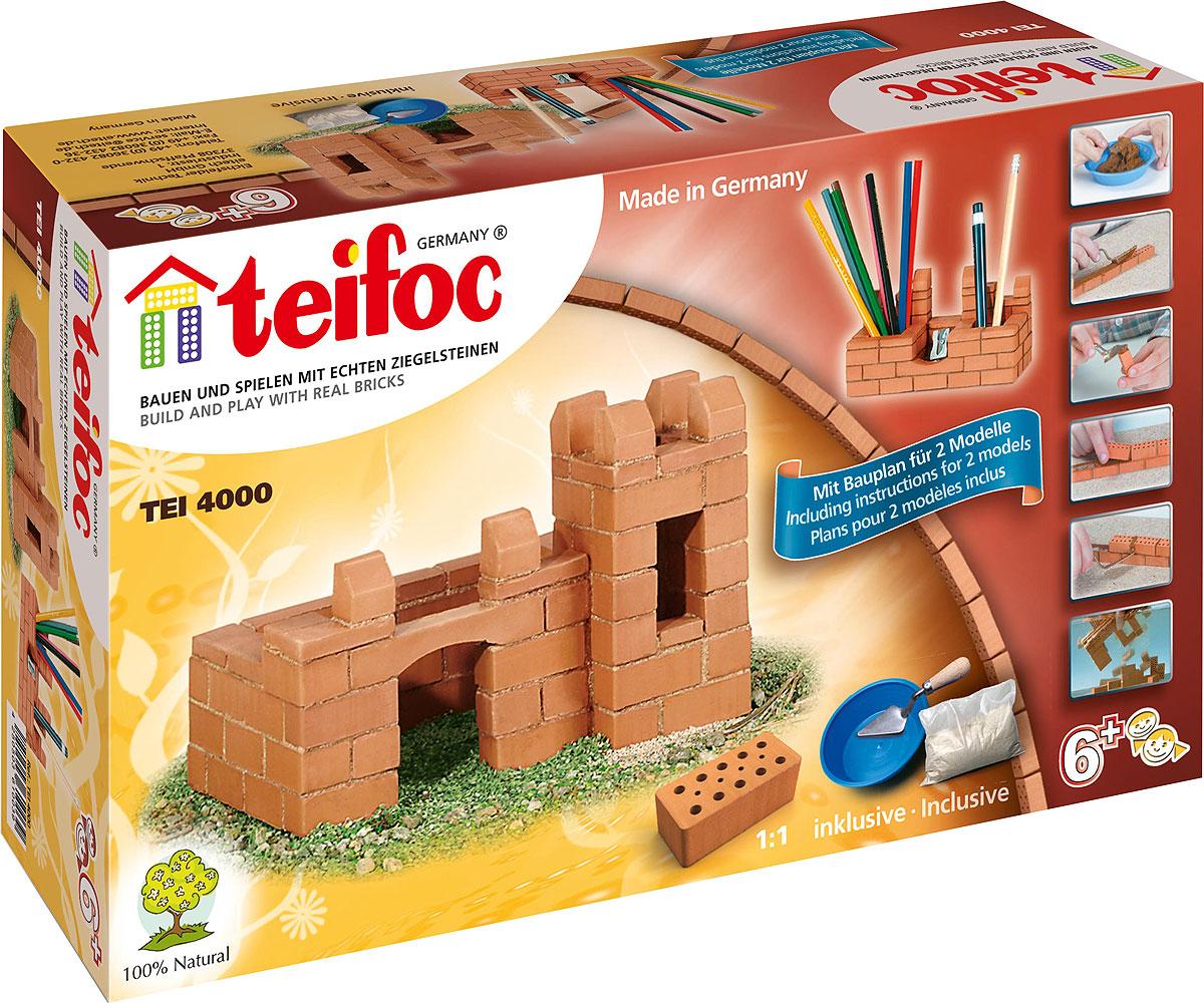 Строительный набор Крепость-карандашница