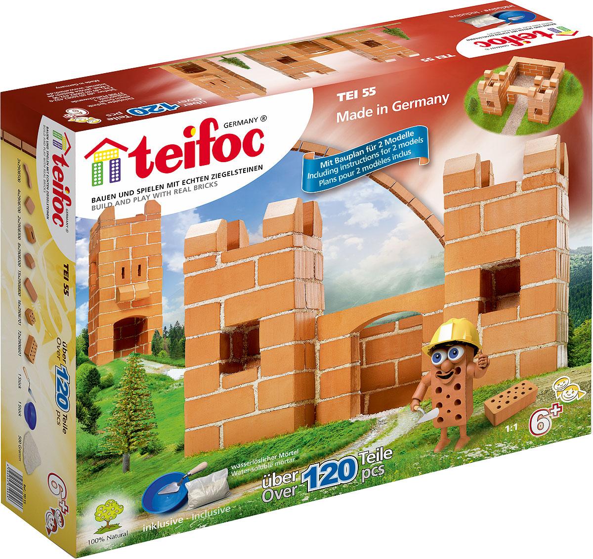 Строительный набор Крепость