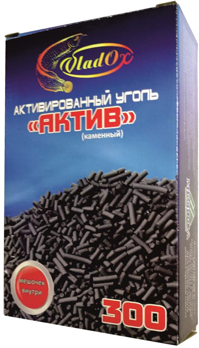 Уголь активированный VladOx Актив, каменный, 300 мл каменный уголь в татарстане