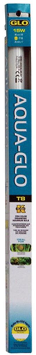 Лампа флуоресцентная Hagen Aqua Glo, 15 ВтA-1582Флуоресцентная лампа Aqua Glo 15 Вт