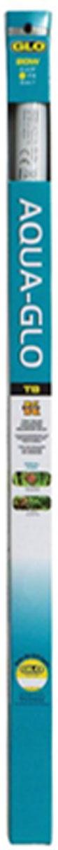Лампа флуоресцентная Hagen Aqua Glo, Glo 20 ВтA-1583Флуоресцентная лампа Aqua Glo 20 Вт