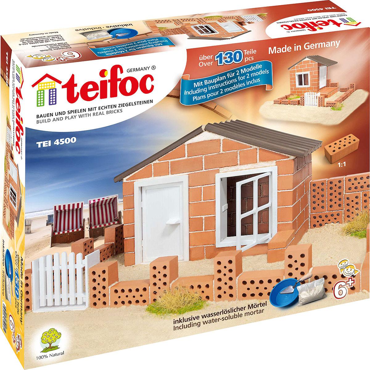 Teifoc Строительный набор Летний домик - Конструкторы