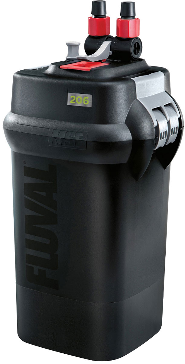 Фильтр для аквариума Fluval Fluval 206, канистровый led fluval светильники для аквариума 70 литров