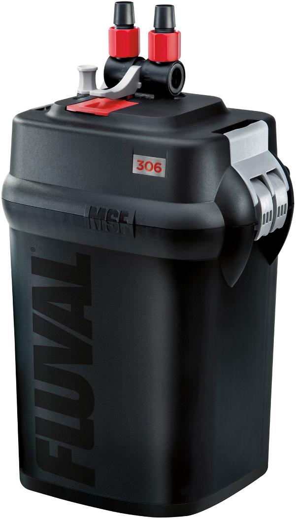 Фильтр для аквариума Fluval Fluval 306, канистровый фильтр hagen a 465 fluval u1 внутренний до 45л