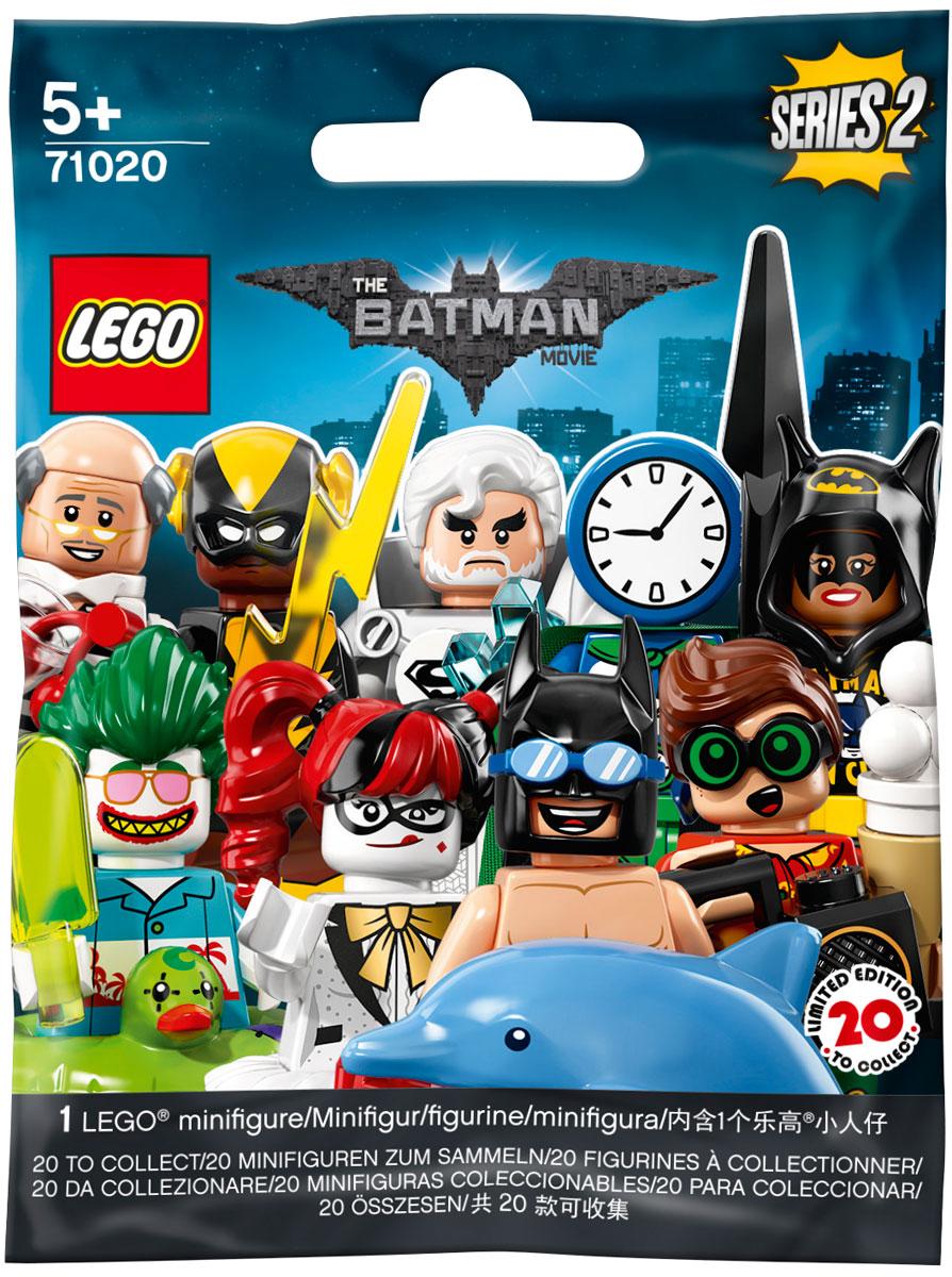 LEGO Minifigures Конструктор Минифигурки Лего Фильм Бэтмен серия 2 71020