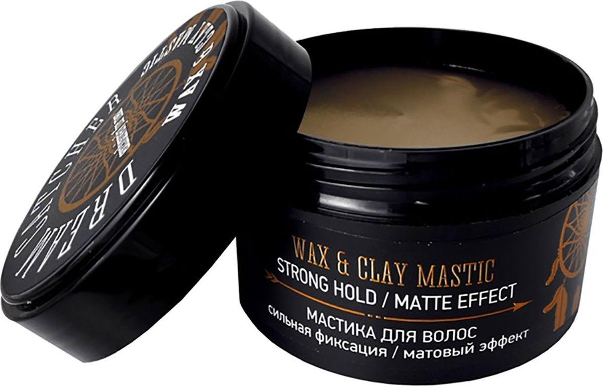 Dream Catcher Мастика для волос сильная фиксация/матовый эффект, 100 г108020Матовая мастика для волос сильной фиксации. Идеально подходит для подчеркивания необходимых акцентов в прическе, а так же для текстурирования без склеивания и блеска. Средство на водной основе, легко смывается водой.