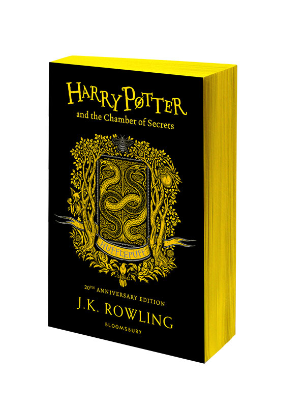 Harry Potter and the Chamber of Secrets – Hufflepuff Edition irresistible