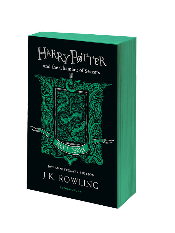 Harry Potter and the Chamber of Secrets – Slytherin Edition irresistible