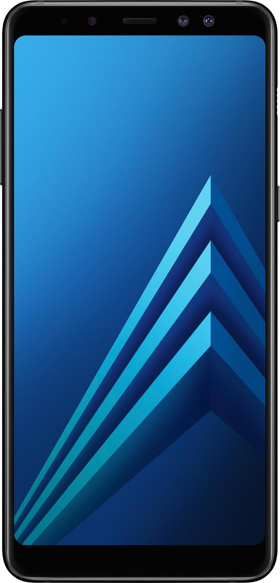 Samsung Galaxy A8+ (SM-A730F), BlackSM-A730FZKDSERGalaxy A8+ расширяет границы увиденного. Большой и красочный безграничный экран занимает всю переднюю поверхность смартфона от края до края.Чтобы снять уникальный кадр, достаточно всего лишь коснуться значка затвора на Galaxy A8+. С помощью двойной фронтальной камеры ты сможешь быстро делать отличные селфи и групповые снимки с фокусом на тебе и твоих друзьях. Основная камера 16 МП запечатлит эти моменты в невероятно детализированных и ярких снимках.Добавь настроения и выразительности своим селфи с функцией Живой фокус. Живой фокус позволяет настроить размытие фона в процессе фотографирования или уже на готовом снимке, фокусируясь на тебе и твоих друзьях. А если включить функцию ретуши, перед тем как снимать селфи, результат выйдет просто потрясающим.Редактируй фотографии, добавляя стикеры и фильтры. Ты можешь украсить селфи забавными стикерами с использованием технологии распознавания лиц. А также включить режим съемки еды, функцию ретуши и фильтры еще до того, как начнешь снимать. Функция ретуши работает и при съемке видео на фронтальную камеру, так что даже в роликах ты будешь выглядеть отлично.Теперь можно фотографировать ночью или в темноте – у тебя получатся идеальные кадры благодаря основной камере Galaxy A8+, способной снимать при слабом освещении. Объектив со светосилой F1.7, более крупные пиксели размером 1.12 мкм и матрица 1/2,8 дюйма захватывают больше света, делая фотографии четкими и детализированными.Безграничный экран с соотношением сторон 18,5:9 позволяет максимально погрузиться в любимый фильм, создавая ощущение, будто ты смотришь его в кинотеатре. Это самый большой экран в истории модельного ряда Galaxy A.Безграничный экран больше в высоту, чем экран предыдущей модели, поэтому ты сможешь меньше прокручивать текст во время чтения и серфинга в интернете. Просматривая социальные сети и новостные статьи, ты увидишь на экране больше информации за один раз.Этот смартфон будет работать везде, где бы ты ни 