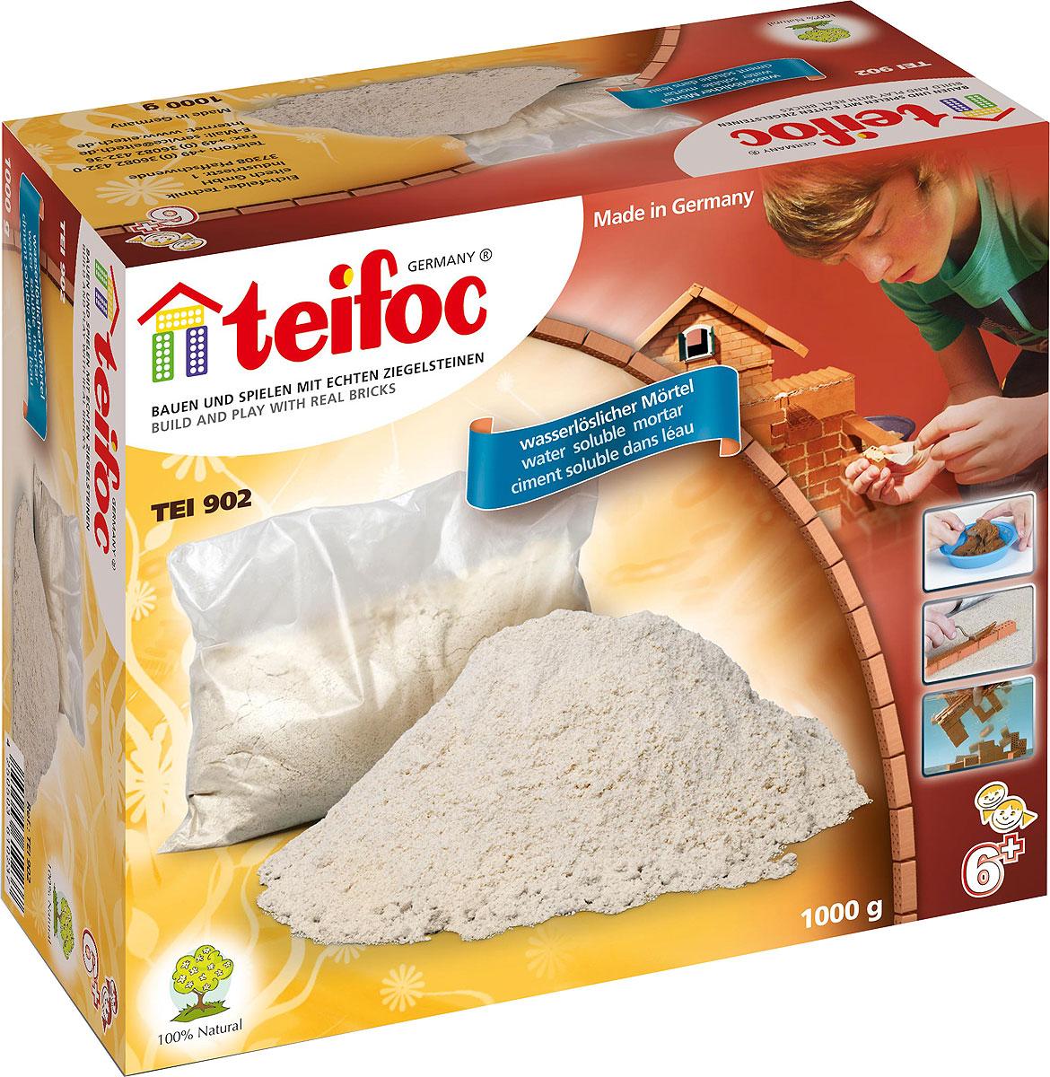 Teifoc Конструктор Строительный раствор 1 кг
