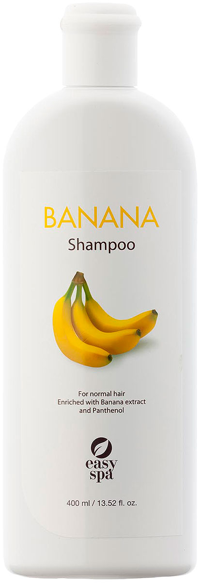 Easy Spa Шампунь для нормальных волос Banana, 400 мл