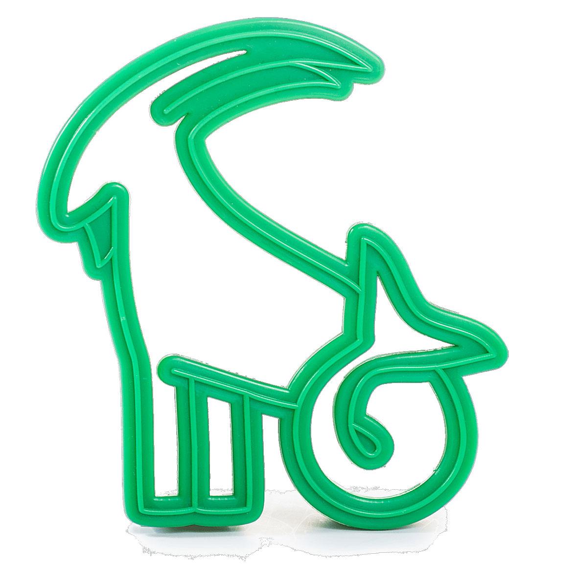 """Многоразовая форма из коллекции """"Знаки зодиака"""" подходит для вырезания песочного и  пряничного теста, для домашнего и профессионального использования. Просто поместите формочку на предварительно раскатанный пласт, оттисните узор, снимите. Вы  увидите не только контур, но и красивый внутренний рисунок. С помощью такой формы можно приготовить сладости своими руками: испеките печенье или  пряник в виде Козерога - угостите или подарите своим близким и друзьям. Ваши """"козероги"""" будут  в восторге."""