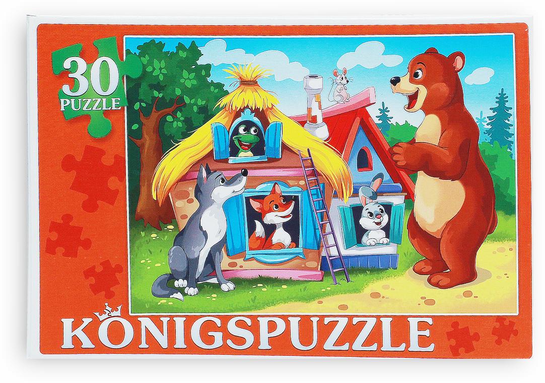 Konigspuzzle Пазл Теремок