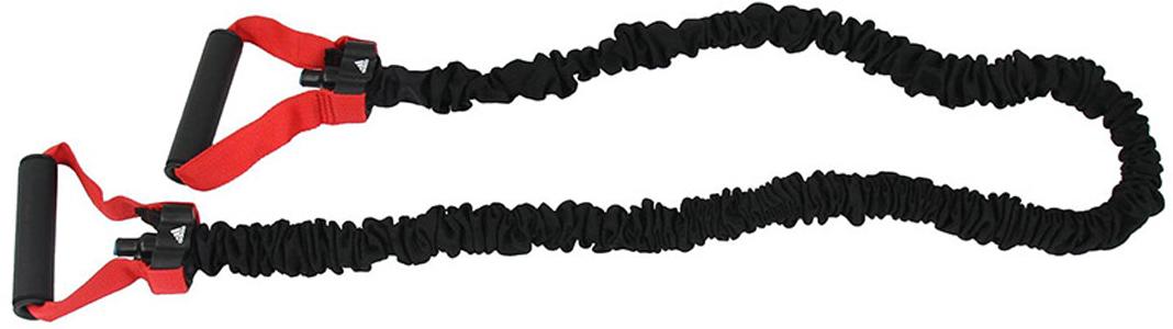 Эспандер трубчатый Adidas, сопротивление 2ADTB-10602Эспандеры Adidas регулируемые, резиновая трубка упакована в защитный рукав. Эти две особенности делают эспандер уникальным, так как можно адаптировать сопротивление для достижения вашими мускулами поставленных целей, и благодаря защитному рукаву сопротивление остается постоянным, даже когда эспандер касается тела. Материалы: латекс, полиэстер, полипропилен.
