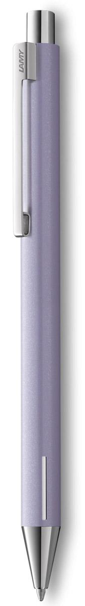 Lamy Ручка шариковая Econ черная цвет корпуса сиреневый4032577Лимитированный выпуск 2017 года. Шариковая ручка с чистым неперегруженным дизайном. Интересные акценты: элегантная форма клипа и новое необычное решение зоны хвата.Корпус из нержавеющей стали с покрытием матовым лаком лилового цвета. Используется со стержнем большого объема Lamy M16. Комплектация: подарочный футляр, гарантийная карточка. Дизайн: EOOS (дизайнерское бюро из Австрии) История бренда Lamy насчитывает более 80-ти лет, а его философия заключается в слогане Дизайн. Сделано в Германии. Компания получила более 100 самых престижных дизайнерских наград. Все пишущие инструменты Lamy производятся на фабрике в Гейдельберге (Германия).