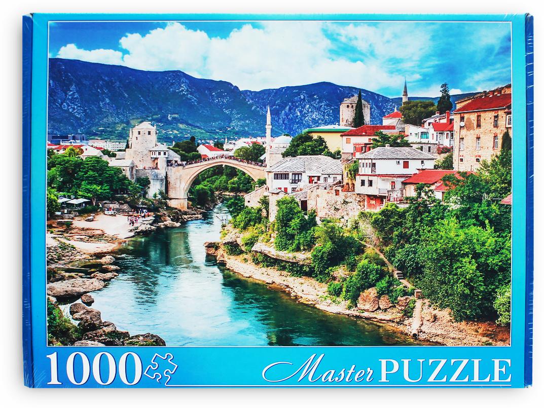 Masterpuzzle Пазл Босния и Герцеговина Мостар