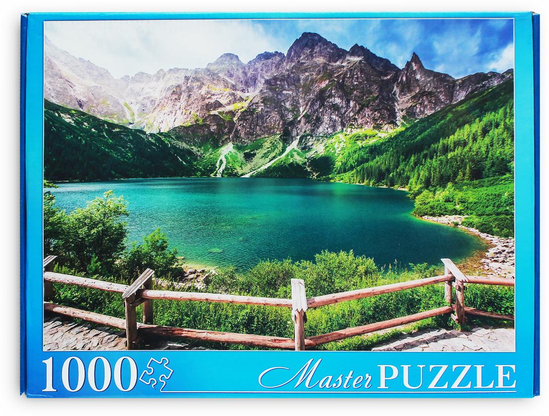 Masterpuzzle Пазл Горный пейзаж