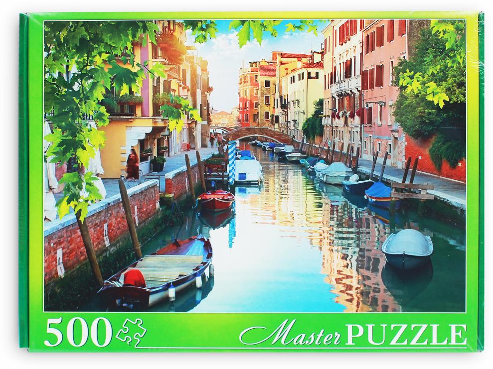 Masterpuzzle Пазл Венецианский канал-1