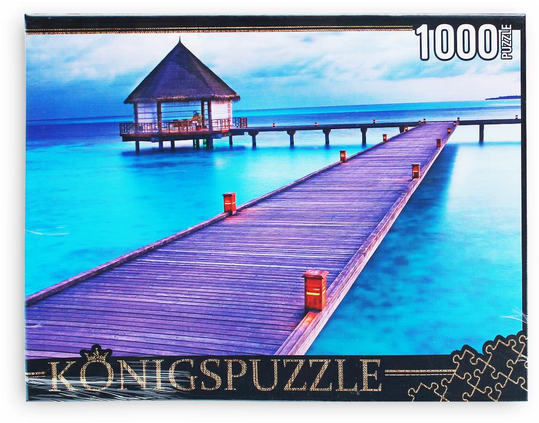 Konigspuzzle Пазл Райские Мальдивы