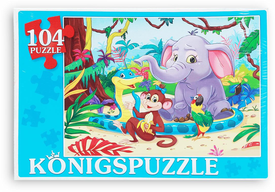 Konigspuzzle Пазл Сказка № 52