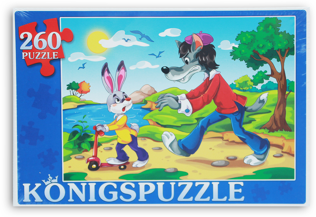 Konigspuzzle Пазл Сказка № 58
