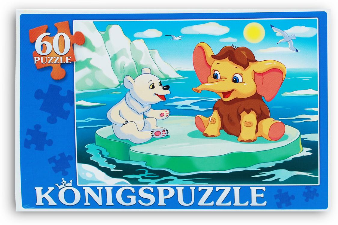 Konigspuzzle Пазл Сказка № 48