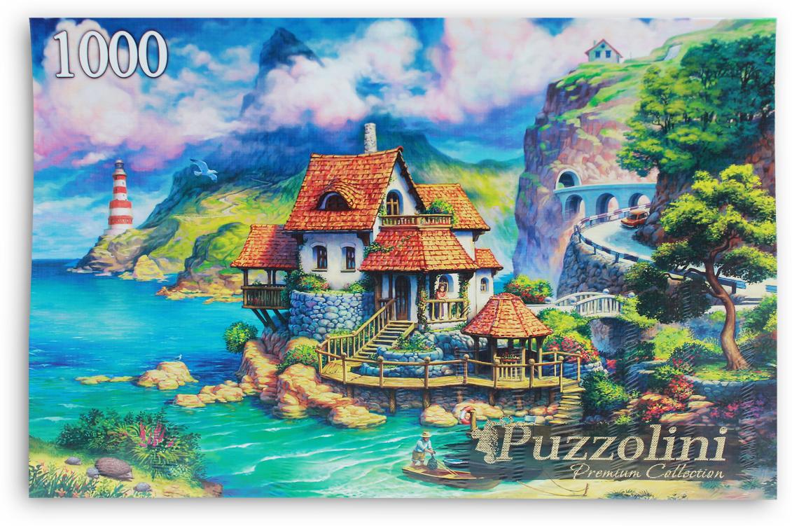 Puzzolini Пазл Дом у моря