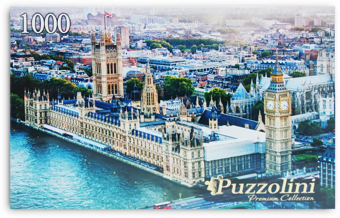 Puzzolini Пазл Вестминстерский дворец и Биг-бен