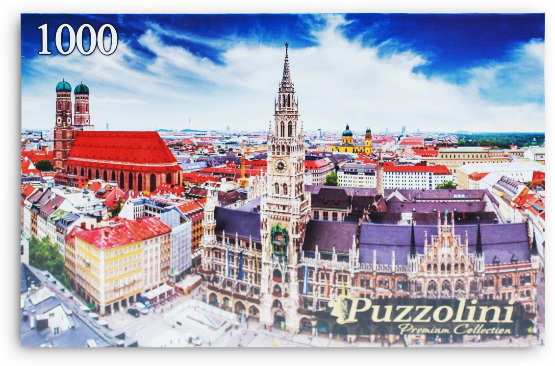 Puzzolini Пазл Германия Мюнхен