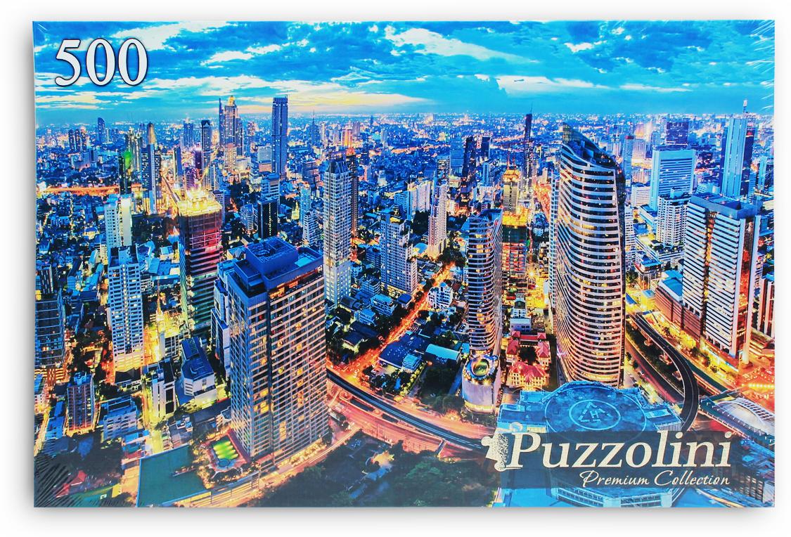Puzzolini Пазл Ночной Бангкок