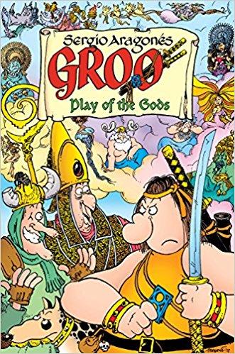 Groo: Play of the Gods sheldon s windmills of gods