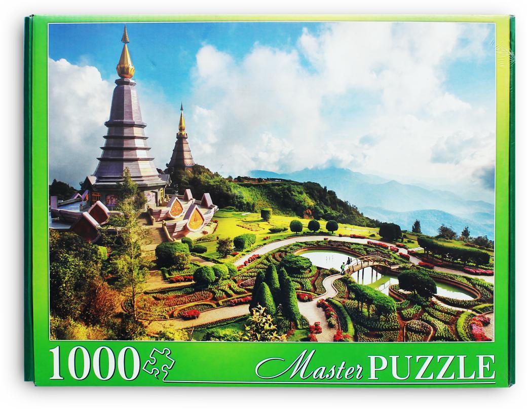 Masterpuzzle Пазл Таиланд Пагоды