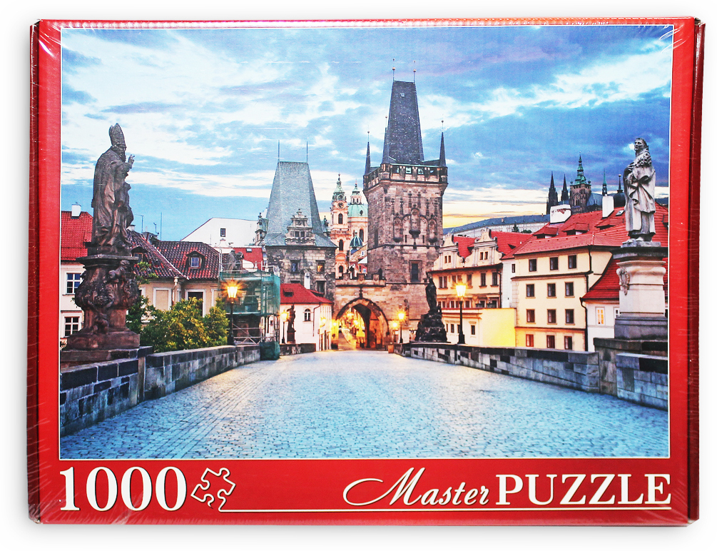 Masterpuzzle Пазл Чехия Прага