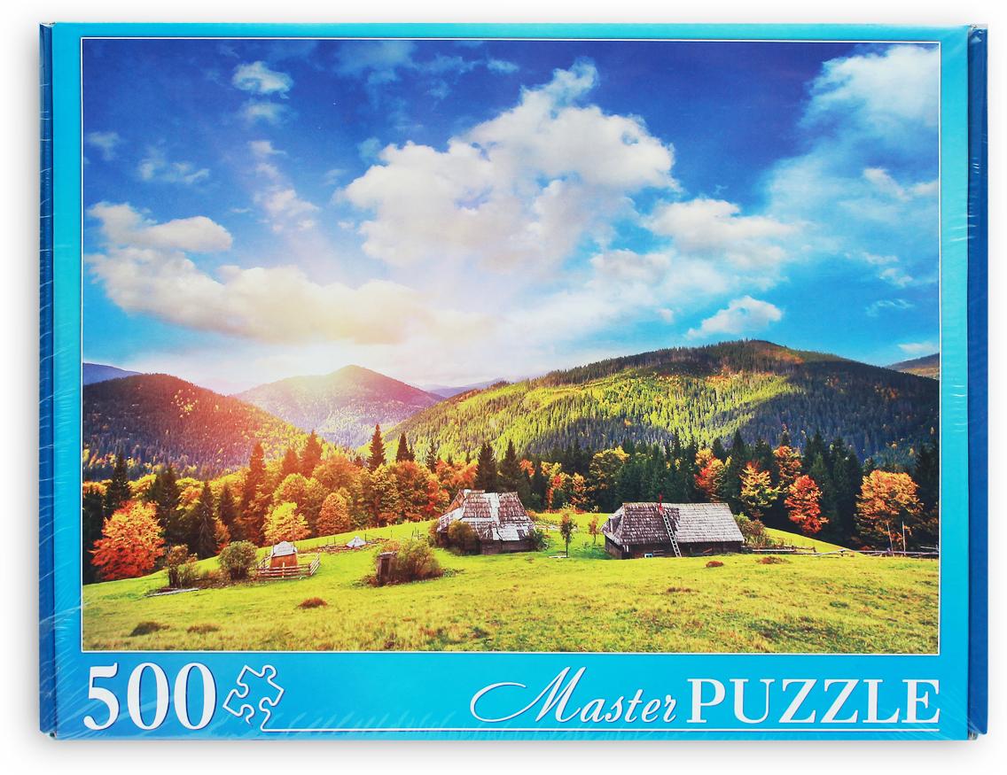 Masterpuzzle Пазл Утро в Карпатах