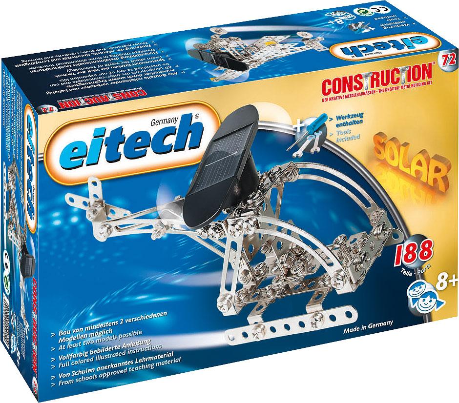 Eitech Конструктор Вертолет конструкторы eitech конструктор меxаник 250 деталей