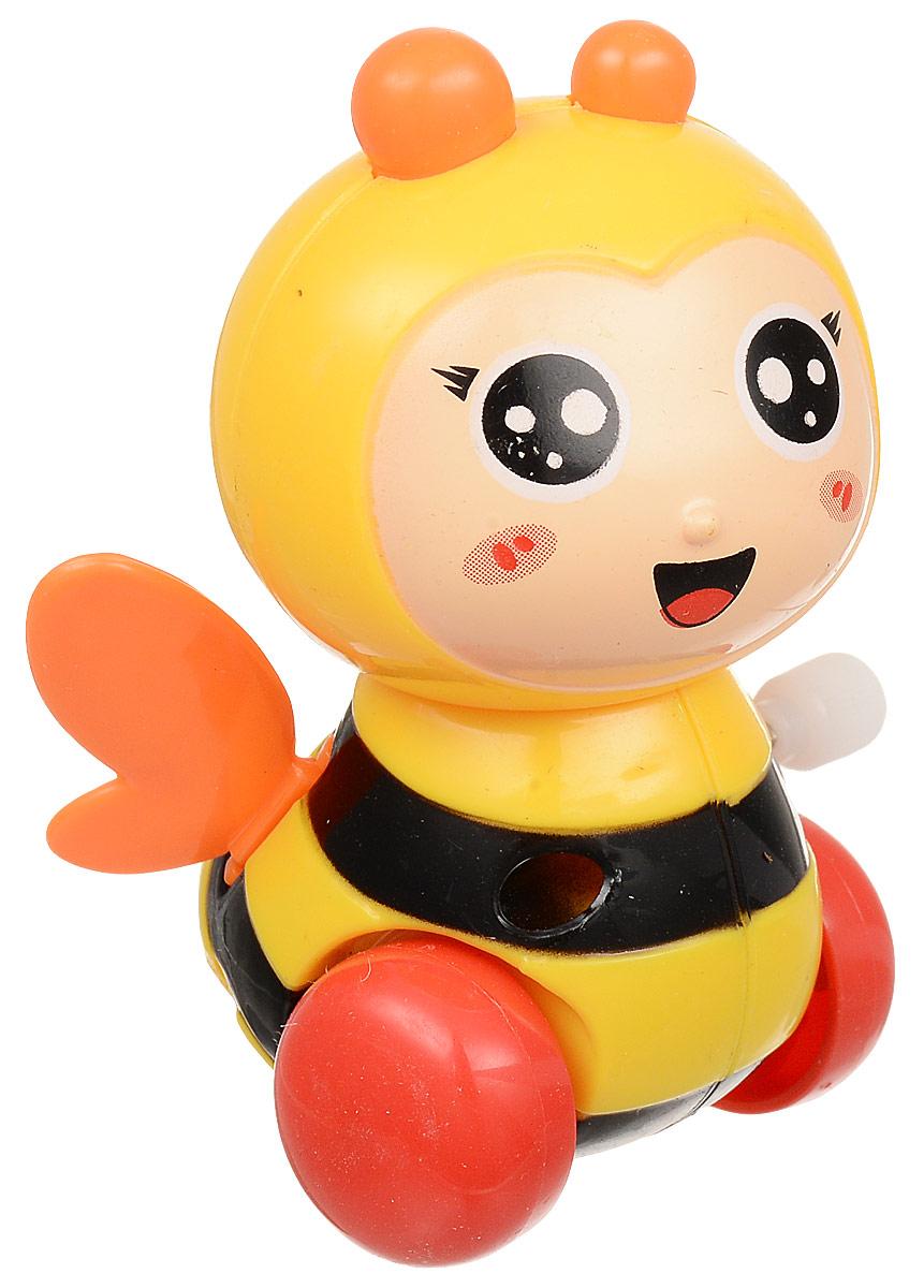 Bampi Заводная игрушка Пчелка цвет оранжевый