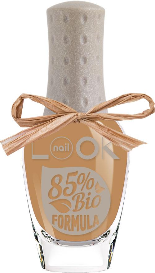 nailLOOK Лак для ногтей BIO Formula Polish, тон Lemon Curry, 8,5 мл31603Инновационная коллекция лаков BIO.Революционная формула с натуральным составом. Сертифицированная формула содержит 85% ингредиентов растительного происхождения-это вытяжка из овощей и злаков: картофеля, кукурузы, пшеницы и маниоки. Линия BIO эксклюзивна, так как совмещает в себе две инновации: возможность пропускать воздух и воду, замена стандартной нитроцеллюлозы в составе на природную, которая является вытяжкой из овощей. В составе лаков содержится олиго-полимер нового поколения применяемый в современных дышащих контактных линзах. Полимер создает гибкую защитную пленку, которая пропускает воздух и воду к ногтевой пластине.
