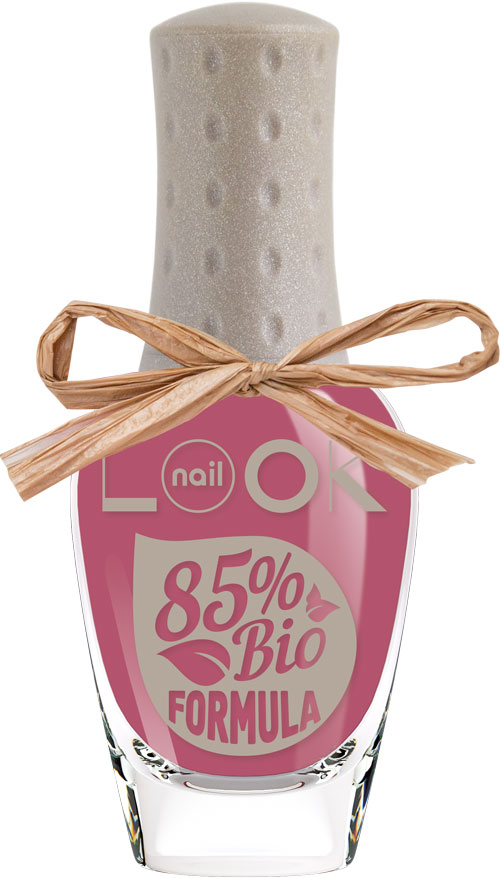 nailLOOK Лак для ногтей BIO Formula Polish, тон Spiced Apple, 8,5 мл31607Инновационная коллекция лаков BIO.Революционная формула с натуральным составом. Сертифицированная формула содержит 85% ингредиентов растительного происхождения-это вытяжка из овощей и злаков: картофеля, кукурузы, пшеницы и маниоки. Линия BIO эксклюзивна, так как совмещает в себе две инновации: возможность пропускать воздух и воду, замена стандартной нитроцеллюлозы в составе на природную, которая является вытяжкой из овощей. В составе лаков содержится олиго-полимер нового поколения применяемый в современных дышащих контактных линзах. Полимер создает гибкую защитную пленку, которая пропускает воздух и воду к ногтевой пластине.