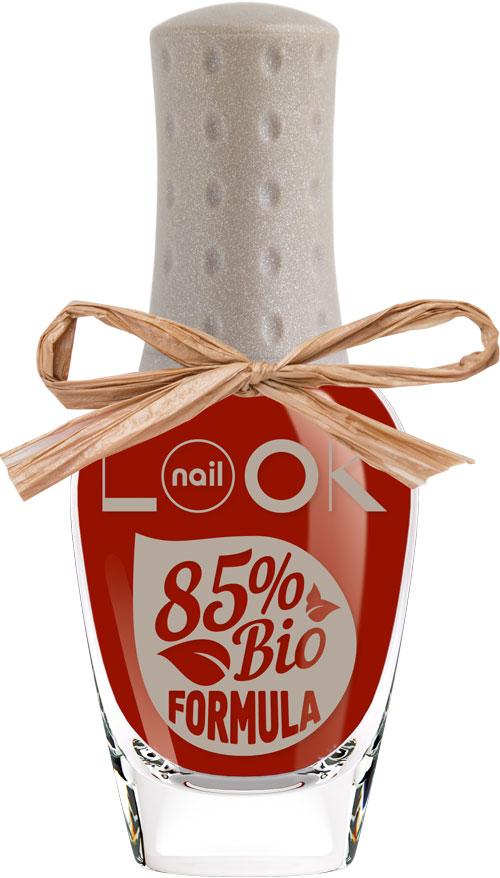nailLOOK Лак для ногтей BIO Formula Polish, тон Grenadine, 8,5 мл31612Инновационная коллекция лаков BIO.Революционная формула с натуральным составом. Сертифицированная формула содержит 85% ингредиентов растительного происхождения-это вытяжка из овощей и злаков: картофеля, кукурузы, пшеницы и маниоки. Линия BIO эксклюзивна, так как совмещает в себе две инновации: возможность пропускать воздух и воду, замена стандартной нитроцеллюлозы в составе на природную, которая является вытяжкой из овощей. В составе лаков содержится олиго-полимер нового поколения применяемый в современных дышащих контактных линзах. Полимер создает гибкую защитную пленку, которая пропускает воздух и воду к ногтевой пластине.