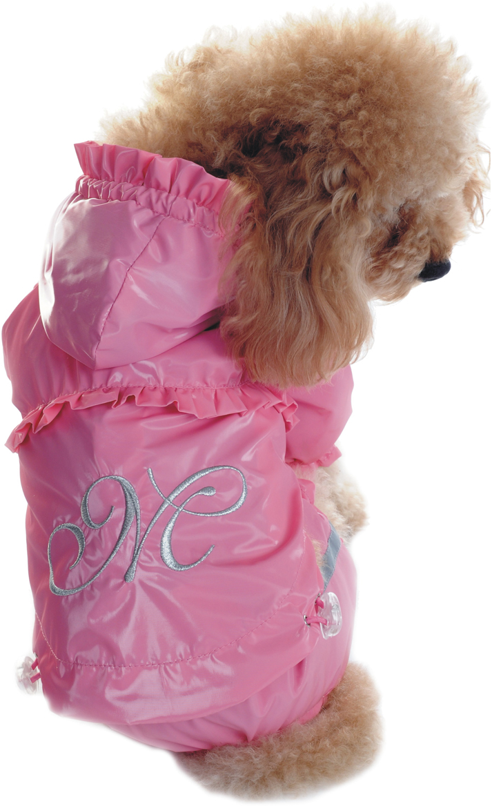 Комбинезон для собак Dobaz, цвет: розовый. ДА1131А4ХЛ. Размер 4XL комбинезон для собак dobaz цвет оранжевый черный да13049сл размер l