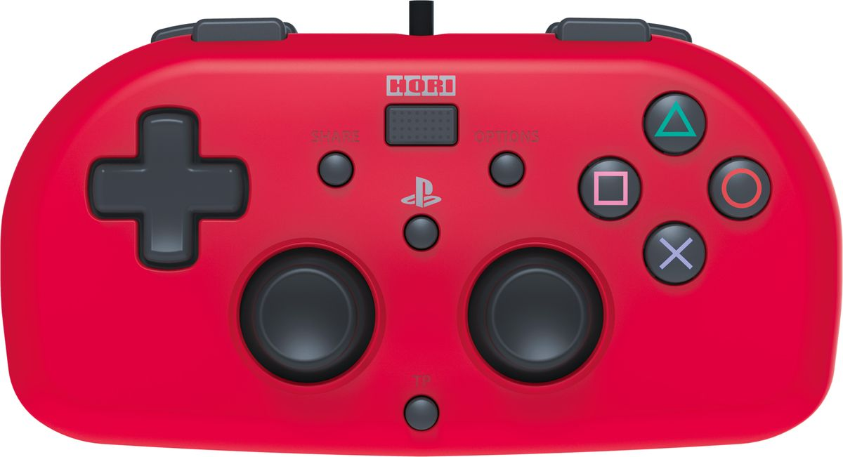Hori Pad Mini, Red геймпад