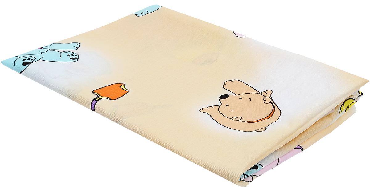 Наволочка детская Фея Мишка с цветами цвет желтый 40 см х 60 см0001056-3_желтый/мишкаДетская наволочка Фея Мишки и мороженое идеально подойдет для подушки вашего малыша.Изготовлена из натурального хлопка, она необычайно мягкая и приятная на ощупь. Натуральный материал не раздражает даже самую нежную и чувствительную кожу ребенка, обеспечивая ему наибольший комфорт. Приятный рисунок наволочки, несомненно, понравится малышу и привлечет его внимание. На подушке с такой наволочкой ваша кроха будет спать здоровым и крепким сном.
