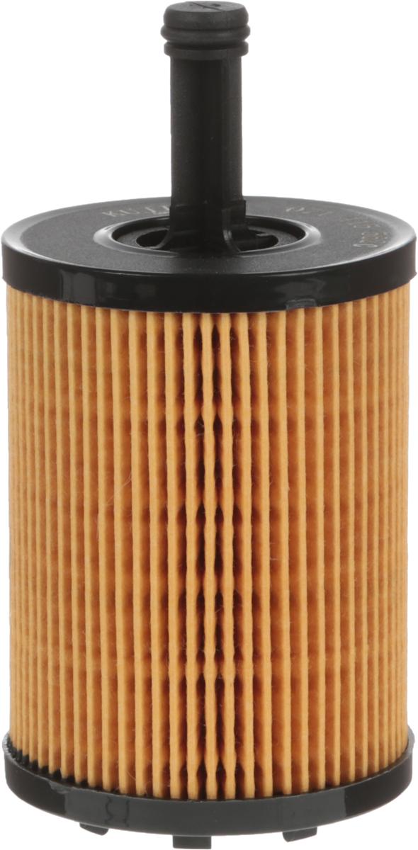 Фильтр масляный KUJIWA 071115562C VAG, картридж. KUME0033KUME0033В процессе работы двигателя, моторное масло, необходимое для смазываниятрущихся поверхностей, а также для удаления продуктов износа, постояннозагрязняется. Основные причины загрязнения моторного масла это продуктыизноса двигателя, пыль и грязь, попадающая в двигатель, сажа, образующаяся впроцессе сгорания топливной смеси. Загрязненное масло не в состоянииобеспечить должную работу двигателя автомобиля, что ведет к его повышенномуизносу, что в свою очередь может привести к поломки двигателя.Для фильтрации моторного масла, в двигателе автомобиля применяетсямасляный фильтр. Для того чтобы фильтр обеспечивал требуемую степень очистки масла,автопроизводители точно подбирают все его основные характеристики, такие какплощадь фильтрующего элемента, его пропускная способность, давлениеперепускного клапана, а также наличие или отсутствие антидренажного клапана(для корпусных фильтров), геометрические и присоединительные размеры. Фильтр масляный KUJIWA представляют собой фильтрующий элемент, которыйвставляется в корпус(стакан) в двигателе.