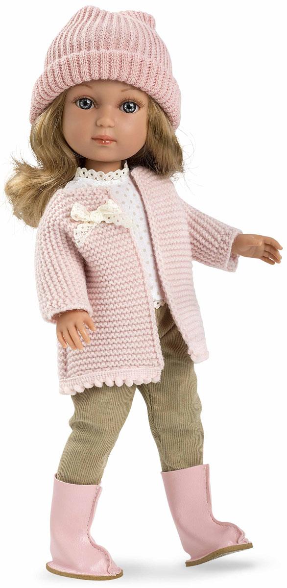 Arias Кукла Elegance в одежде цвет бежевый розовый кукла интерактивная arias т58639