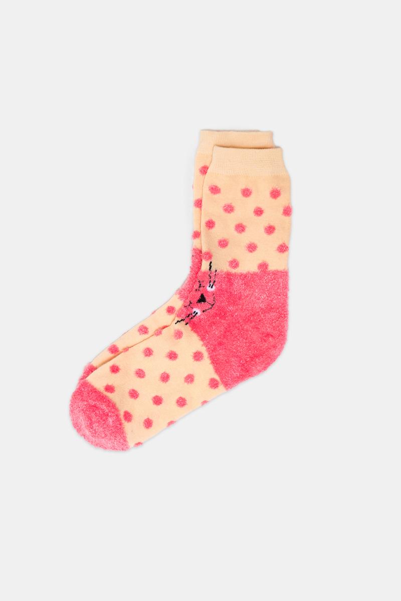 Носки женские Infinity Lingerie Mirka Mella, цвет: персиковый, розовый. 31204420073_8000. Размер 39/40 infinity kids 32134510002