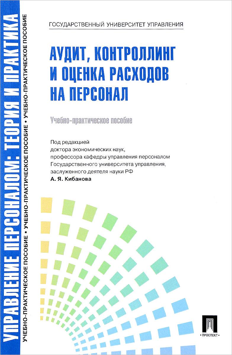 Управление персоналом. Теория и практика. Аудит, контроллинг и оценка расходов на персонал. Учебно-практическое пособие