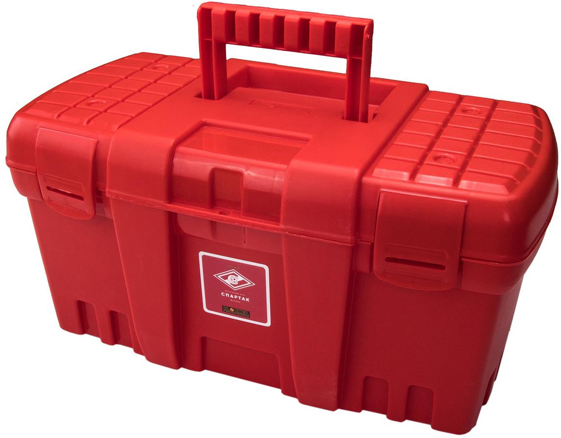 Ящик для инструментов Blocker Ромб, цвет: красный, 38 х 21 х 19,5 смBR4008КРОтлично подходит для организации хранения и транспортировки инструментов и принадлежностей к ним в автомобиле, на дачеили дома. Петли и замки выполнены единым элементом с корпусом. Не имеет внутреннего лотка. Каждый элемент имеет ресурс 10 000 изгибов, что позволяет интенсивно эксплуатировать продукт несколько лет.