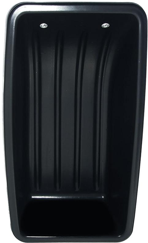 """Сани-волокуши """"Solar"""", цвет: черный, 83 x 45 x 22 см"""